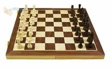 Large Folding wooden chess  High Quality Chess Set standard chess