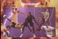 1/72 BASKETBALL SPORT sportsmen caesar set II  2 players giocatori BASKET