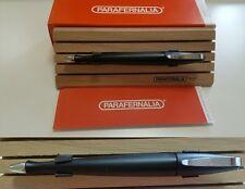 penna Parafernalia Tide nera completa di scatola nuova mai utilizzata
