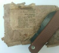 New knife of the USSR Vorsma.Fitter's knife.Rare color