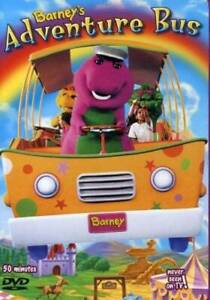 Barney's Adventure Bus - DVD By Barney - VERY GOOD