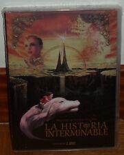 LA HISTORIA INFINITE EDIZIONE SPECIALE 2 DVD NUOVO AVVENTURE (SENZA APRIRE) R2