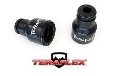 "TeraFlex 2.75"" Front Upper Bumpstop Extension Kit For 2007-2018 Jeep Wrangler JK"