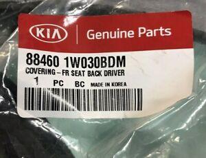 KIA RIO 2012 to 14. GENUINE DRIVERS SEAT COVER,BRAND NEW, 88460 1W03BDM.