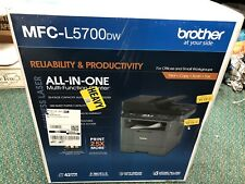 Brother MFC-L5700DW All-in-One Laser Printer  W/ Duplex, Wireless & Networking