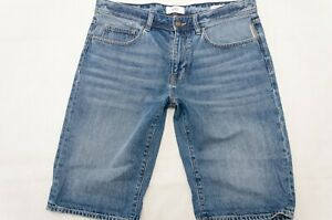 Esprit edc NEU Herren Bermudas Jeans Shorts straight fit kurze Hose W33 Gr.50