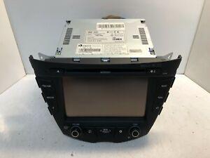 Hyundai Veloster FS Navigation Head Unit LNC1200EEFS 96560-2V200 OEM (#R4037)