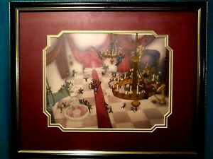 RATIGAN'S CRONIES DISNEY GREAT MOUSE DETECTIVE 16Fld CELS ON KEY COPY BG, FRAMED