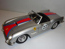 TONKA POLISTIL 1:16 DIE CAST MADE IN ITALY AUTO FERRARI CALIFORNIA  ART 013233