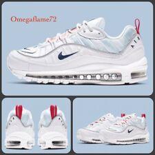 Nike Air Max 98, Sz UK 7.5, EU 42, US 10, CI9105-100, RRP £165