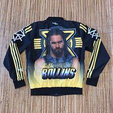 Chalk Line Seth Rollins WWE Fanimation Jacket Adult Medium Chalkline WWF Wrestle
