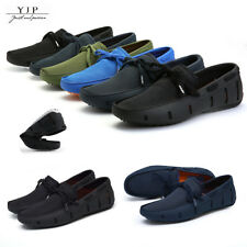 US Men's Loafers Penny Shoes Casual Soft Breathable Mesh Driving Moccasins Male