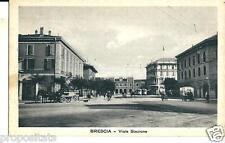 lo 131 Anni 30 BRESCIA Viale Stazione - non viagg FP Ed.De Lucia Brescia
