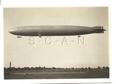 WWI Org German Real Photo- Cigarette Card- Zeppelin- Army Airship LZ 59- 1917