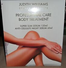"Judith Williams Anti-Cellulite-Set/Serum  ""Super Slim Day & Night Body Set"""