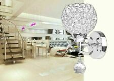 Modern Wall Light LED Crystal Sconce Fixture Ceiling Lamp Chandelier for Indoor
