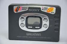 SONY WALKMAN WM-FX613 AM/FM STEREO RADIO CASSETTE PERSONAL TAPE PLAYER