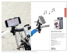 Fahrrad Handy Smartphone Halterung für Lenker, Bike Phone Holder, schwenkbar