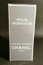 POUR MONSIEUR EAU DE TOILETTE CHANEL vintage 100 ml splash