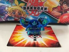 Bakugan Battle Brawlers Fortress Blue Aquos B2 580G