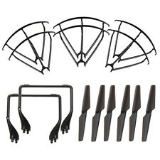 MJX X600 Spare Parts Original Blades Protector + Blades + Landing Gear 14Pcs/Set