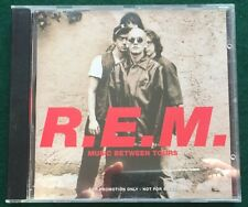 R.E.M. ~ Music Between Tours German 1995 Promotional compilation CD PRO-986