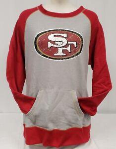 Brand New Women's Majestic NFL San Francisco 49ners Sweater