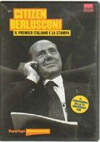 CITIZEN BERLUSCONI IL PREMIER ITALIANO E LA STAMPA DVD Abbinamento Editoriale
