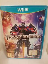 Transformers Dark Spark Giochi Usati Console Nintendo Wiiu Wii u Idea Regalo