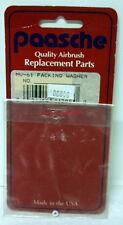 Paasche Airbrush Accessory~MU-61~Packing Washer~Teflon~MIL Series