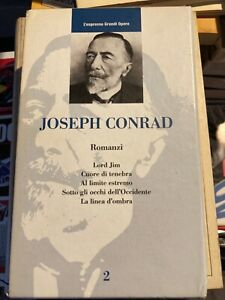 Joseph Conrad L'espresso grandi opere