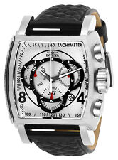 Invicta Men's 27918 S1 Rally Black Leather Watch