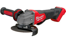 Milwaukee M18CAG125XPD 18V 125mm Angle Grinder with Deadman Paddle Switch