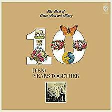 Peter, Paul And Mary - The Best Of Peter, Paul & Mary: Ten Years  (NEW VINYL LP)