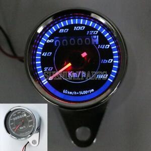 LED Backlit Speedometer For Honda Shadow ACE VLX VT 600 750 1100 VTX1300 VTX1800