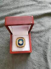 1988 Los Angeles Dodgers Championship Replica World Series Ring Size 11.5