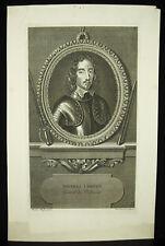 Thomas Fairfax Fairfax 3e lord d Cameron Révolution anglaise Drevet VANDER WERFF