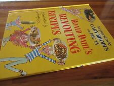 Roald Dahl's Revolting Recipes & Even MORE Revolting Recipes Quentin Blake