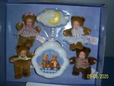 Vintage Unused Anne Geddes Baby Bear Crib Mobile New