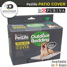 Petlife Outdoor Patio Bed Repl Cover - Large