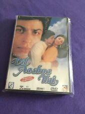 Dil Aashna Hai (Hindi DVD,1992 - All Regions) Shakrukh Khan