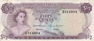 50 Cent - Bahamas - 1968