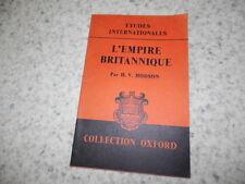 1940.L'empire britannique.Hodson
