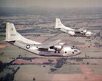 FAIRCHILD C-123B-7-FA PROVIDERS 8x10 SILVER HALIDE PHOTO PRINT