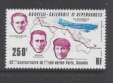 NEW CALEDONIA - C182- MNH - 1982 - 50TH ANN OF PARIS - NOUMEA FLIGHT