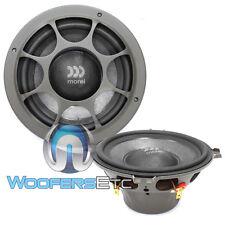 "MOREL VIRTUS MW5 5.25"" CAR 5 1/4"" AUDIO 4 OHM 300W MAX MID WOOFERS SPEAKERS NEW"
