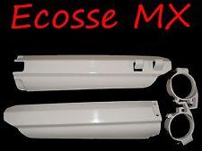 Yamaha YZF250 YZF450 WRF250 WRF450 2001-2004 Gris Protector UFO Blanco 3803 046