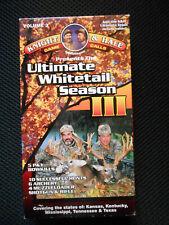 Knight & Hale Ultimate Whitetail Season Iii Hunting Video Vhs Volume 3 (100) min
