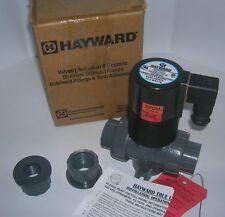 Hayward SV10100STE 1-Inch PVC True Union Solenoid Valve NEW