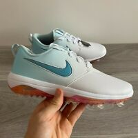 NIKE WOMENS ROSHE G TOUR GOLF SHOES - UK 6.5/US 9/EUR 40.5 - WHITE (BV0659-110)
